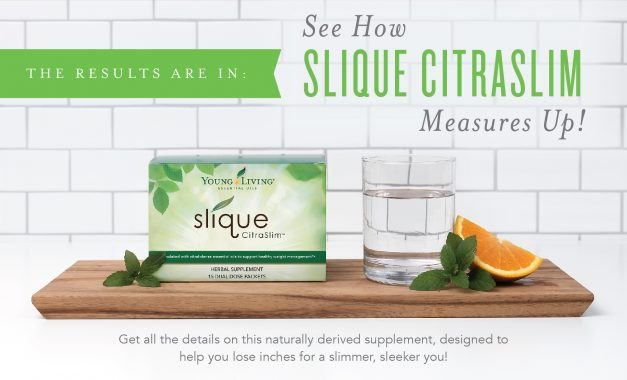 The Results Are In: See How Slique CitraSlim Measures Up!
